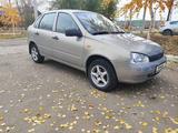 ВАЗ (Lada) Kalina 1118 (седан) 2006 года за 850 000 тг. в Костанай