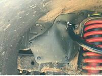 Пыльник двигателя грязезащита за 18 000 тг. в Алматы