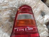 Задний правый фонарь Mercedes A class за 10 000 тг. в Алматы