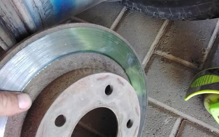 Тормозные диски, суппорта! за 100 тг. в Караганда
