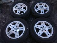 Оригинальные легкосплавные диски на автомашину Mercedes G-Klasse (Ав за 220 000 тг. в Нур-Султан (Астана)