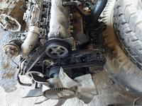 Двигатель 2.5 дизель WL (компрессия в цилиндрах: 30.27.30.29) за 450 000 тг. в Алматы