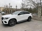 Mercedes-Benz GLE Coupe 400 2018 года за 36 000 000 тг. в Алматы