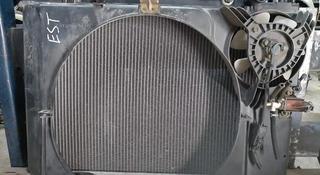 Радиатор c диффузором на Toyota Estima за 1 111 тг. в Алматы