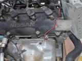 Двигатель на Nissan Primera P12 QR20 за 99 000 тг. в Шымкент – фото 2