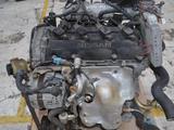 Двигатель на Nissan Primera P12 QR20 за 99 000 тг. в Шымкент – фото 3