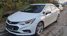 Chevrolet Cruze 2018 года за 6 900 000 тг. в Костанай