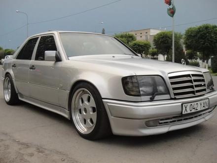 Обвес AMG W124 Mercedes Benz за 90 000 тг. в Актобе – фото 5