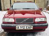 Volvo 850 1996 года за 1 850 000 тг. в Алматы – фото 4