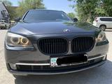BMW 750 2010 года за 9 500 000 тг. в Костанай – фото 2