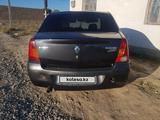 Renault Logan 2009 года за 1 000 000 тг. в Туркестан – фото 4