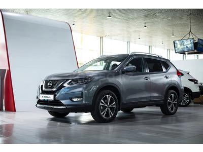 Nissan X-Trail LE Top 2.5 2021 года за 16 833 930 тг. в Шымкент