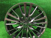 Новые фирменные диски Р17 Toyota Camry за 155 000 тг. в Алматы