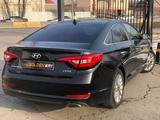 Hyundai Sonata 2017 года за 8 200 000 тг. в Шымкент – фото 3