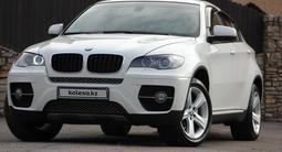 BMW X6 2010 года за 9 950 000 тг. в Петропавловск – фото 5