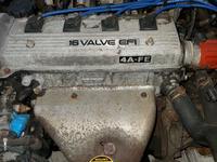 Двигатель Toyota 1.6L 16V 4A-FE Инжектор за 220 000 тг. в Алматы
