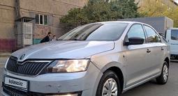 Skoda Rapid 2013 года за 2 950 000 тг. в Алматы – фото 3
