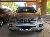 Mercedes-Benz ML 320 2007 года за 4 900 000 тг. в Алматы