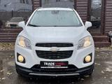Chevrolet Tracker 2014 года за 6 200 000 тг. в Караганда – фото 4