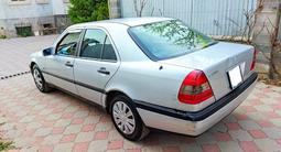 Mercedes-Benz C 200 1996 года за 1 800 000 тг. в Алматы – фото 5