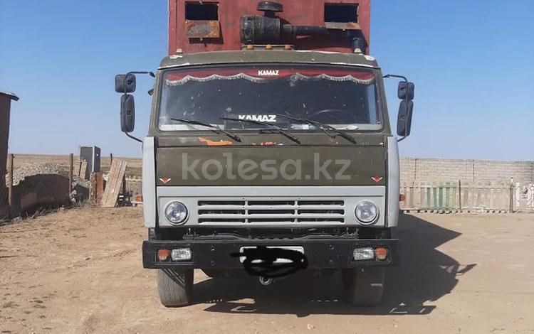 КамАЗ  КамАЗ 1989 года за 3 000 000 тг. в Шымкент