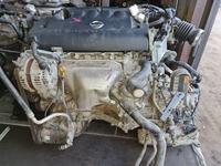 Двигатель Nissan X-Trail 2.5 за 350 000 тг. в Костанай