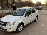 ВАЗ (Lada) Granta 2190 (седан) 2014 года за 3 500 000 тг. в Караганда – фото 2