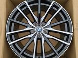 R21 BMW X5 X7 5/112 за 470 000 тг. в Алматы – фото 2
