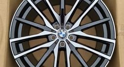 R21 BMW X5 5/112 за 550 000 тг. в Алматы – фото 2