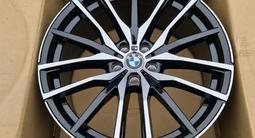 R21 BMW X5 5/112 за 550 000 тг. в Алматы – фото 3