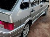 ВАЗ (Lada) 2114 (хэтчбек) 2004 года за 850 000 тг. в Шиели – фото 2