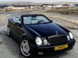 Mercedes-Benz CLK 320 2003 года за 3 500 000 тг. в Актау