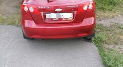Chevrolet Lacetti 2007 года за 1 550 000 тг. в Лисаковск – фото 5
