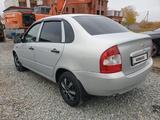 ВАЗ (Lada) Kalina 1118 (седан) 2011 года за 1 320 000 тг. в Костанай – фото 5