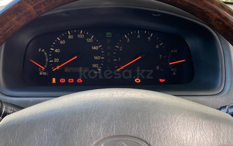 Щиток прибор для Toyota windom camry cracia 20 кузов за 25 000 тг. в Талдыкорган