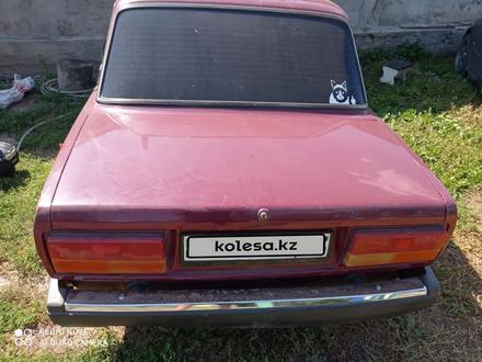 ВАЗ (Lada) 2107 1995 года за 700 000 тг. в Акколь (Аккольский р-н) – фото 4