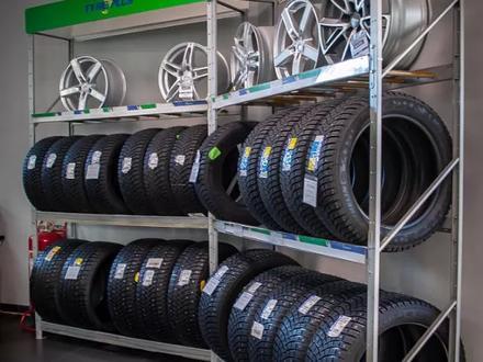Шинный Центр Tyre Plus (Казахстанская Топливная Компания) в Алматы – фото 4