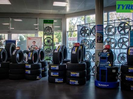 Шинный Центр Tyre Plus (Казахстанская Топливная Компания) в Алматы – фото 5