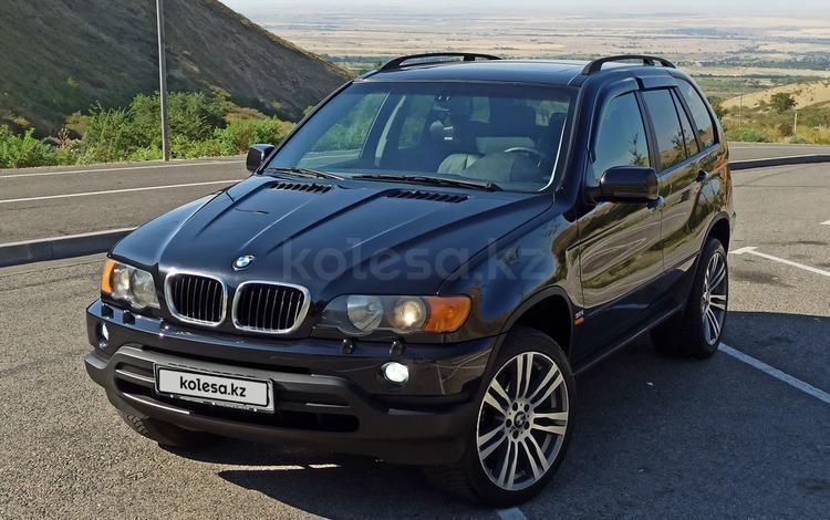 BMW X5 2003 года за 4 900 000 тг. в Алматы