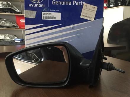 Зеркало боковое левое Hyundai Accent за 32 000 тг. в Костанай – фото 2