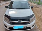ВАЗ (Lada) Granta 2190 (седан) 2017 года за 3 200 000 тг. в Кызылорда