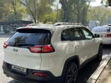 Jeep Cherokee 2014 года за 9 600 000 тг. в Алматы – фото 3