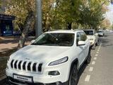 Jeep Cherokee 2014 года за 9 600 000 тг. в Алматы – фото 5