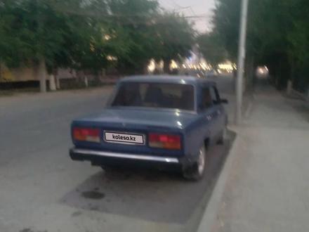 ВАЗ (Lada) 2107 2005 года за 600 000 тг. в Туркестан – фото 4