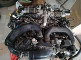Комплектный мотор 4, 5 дизель 1vdftv 2015 год пробег 15000… за 4 485 000 тг. в Актобе – фото 4