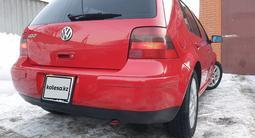 Volkswagen Golf 2001 года за 3 100 000 тг. в Алматы – фото 3