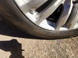 Комлпект оригинальных дисков с резиной Mitsubishi pajero 4 за 230 000 тг. в Нур-Султан (Астана) – фото 4