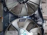 Диффузор с вентилятором на Toyota Camry 40 за 1 111 тг. в Алматы – фото 2