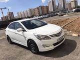 Hyundai Accent 2015 года за 4 600 000 тг. в Нур-Султан (Астана) – фото 4