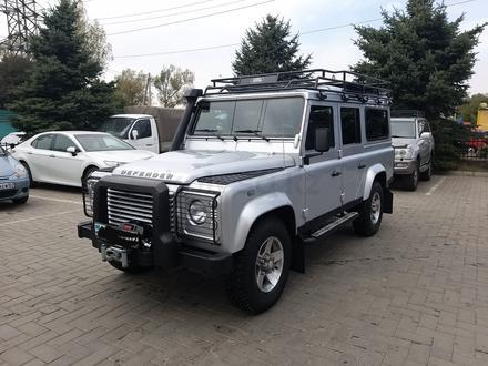 Land Rover Defender 2014 года за 22 800 000 тг. в Алматы – фото 2